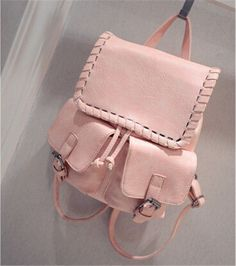 2016 New Vintage Women Leather Backpacks Girls Fashion Punk Small Shoulder School Bags Travel casual Backbags Mochilas Sac A Dos