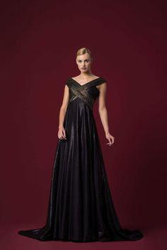 Ny Fashion, Fashion Design, Formal Wear, Formal Dresses, Gowns Of Elegance, Elegant Gowns, Fantasy Dress, House Dress, Beautiful Dresses