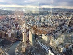 View of Yokohama,Japan