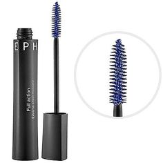 Blue mascara to try: Sephora Collection Full Action Extreme Effect Mascara in Blue
