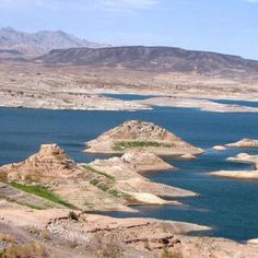 BOULDER CITY, Nevada – West's water worries rise as Lake Mead falls