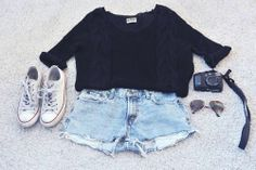 Cute outfit for Early Fall!