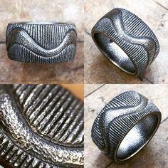 Silver ring — Alex Boyd