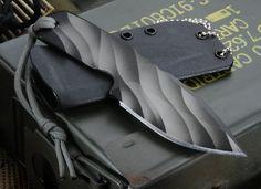Crusader Forge ATAC Neck Knife