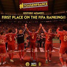 Belgium GO 1st FIFA Ranking  #sbo #sbobet #สโบ https://sbobeth.com