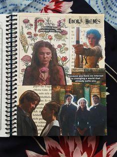Enola Holmes film journal