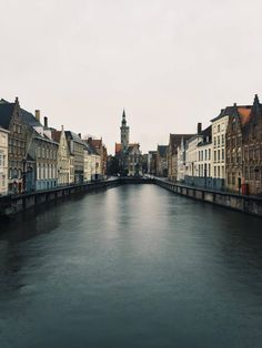 Rainy day In Bruges #travel #photography #nature #photo #vacation #photooftheday #adventure #landscape