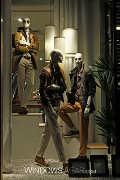 M Dutti enero 15 #retail #window #escaparate #vitrine #display #visual #visualmerchandising Pineado por Pilar Escolano