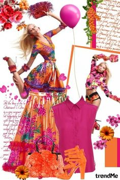 My world in colors! from Lady Di ♕  - trendme.net
