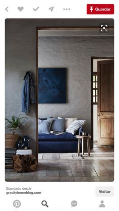 HM Home Spring 2017 Collection - Gravity Home Interior Exterior, Home Interior Design, Interior Doors, Gray Interior, Interior Stylist, Interior Photo, Modern Interior, Living Room Decor, Living Spaces