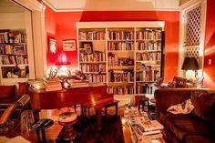 Bookshelves, Bookcase, Maximalist Interior, Design Interiors, House Tours, Homes, Pretty, Instagram Posts, Home Decor