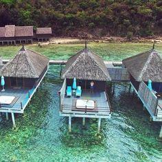 Huma Island Resort Coron, Palawan Coron Or El Nido? Which One Is Really Better? A Travel Guide to Philippines Last Frontier via Coron Palawan Philippines, Resorts In Philippines, Palawan Island, Les Philippines, El Nido Palawan, Philippines Travel, Where Is Bora Bora, Best Island Vacation, Lanai Island