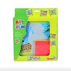 Simba Toys > 5y+ > Art and Fun Eva Mosaic Play Set | Shop Online