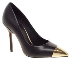 Ysl shoes | Real vs. Steal – Yves Saint Laurent Opyum Pointed Cap-Toe Pumps