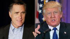 Trump answers Romney: 'Mitt is a choke artist'...: Trump answers Romney: 'Mitt is a choke artist' #FoxNews #FoxNews… #FoxNews
