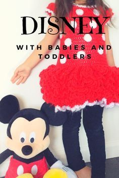 Hacks, tips and tricks when traveling to Disneyland or Disney world with Babies and Toddlers - Treehouse Threads