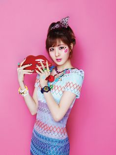 Seohyun for Baby G