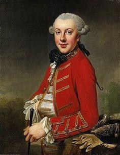 Johann Georg Ziesenis: Georg Anton Friedrich von Werpup. 1760/65.