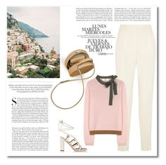 """Italian breeze"" by buwood ❤ liked on Polyvore featuring Valentino, BUwood, Kershaw, Summer, summerstyle, summeroutfit and buwood"
