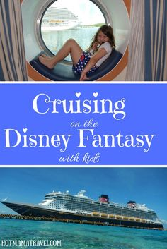 Your ultimate guide to Cruising on Disney Fantasy with kids.Click for an exciting tour and tips.