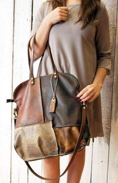 Leather Purses, Leather Handbags, Leather Totes, Leather Belts, Leather Bags Handmade, Vintage Leather Bags, Vintage Bags, Big Bags, Leather Accessories