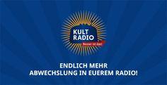 (5) Kultradio * Sendegebiet: Bayern (Kanal 10D) * Format: Oldies * Motto: Alle reden von Kult - KULTRADIO spielt ihn einfach! Hier laufen nur die Songs, die Radiogeschichte geschrieben haben! Immer ab 19 Uhr: Wechselnde Programmspecials rund um das Thema Musik. Bei KULTRADIO erwarten Euch livemoderierte Sendungen – mit einer handverlesenen Musikauswahl. Zur vollen Stunde: Nachrichten, Wetter & Verkehr - immer aktuell!