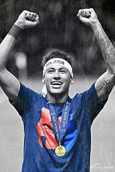 Neymar Images in HD : Get the best and Latest Neymar images, wallpapers, photos, pic in HD for free. Soccer Fans, Football Soccer, Football Players, Lionel Messi, Messi Y Neymar, Neymar Images, Neymar Brazil, Ronaldo Football, Don Juan