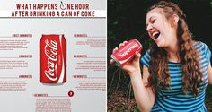 The Side Effects of Drinking Coca-Cola Range from Insulin Bursts to Dopamine Production In the Brain
