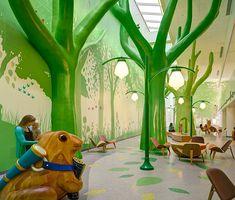 nemours children's hospital interior - Google Search