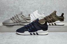 fd074c76a661 The adidas Originals EQT Support ADV Gets a Clean Tonal Pack Eqt Support  Adv