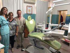 Salud: Nuevo sillón odontológico para Victorica Gym Equipment, Hospitals, News, Workout Equipment