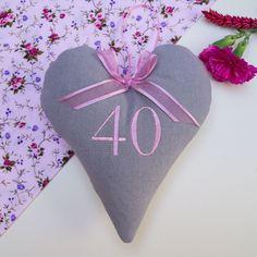 Linen Age Heart