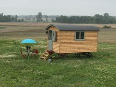 Blackdown Shepherd Huts North America featured in Tiny House Talk | Blackdown Shepherd Huts UK Somerset | Shepherds Huts For Sale