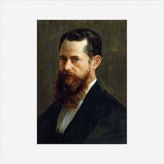José María Velasco · Autoritratto · 1894 · Museo Nacional de Arte · Mexico City