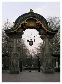 The Zoo entrance in Berlin | Flickr - Photo Sharing!