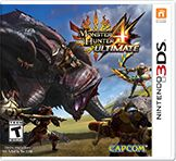 """Bonus: Fans that purchase the digital version of the game on Nintendo eShop through March 15 will receive a bonus download code for a free """"MH4U Gore & Seregios"""" theme that can be used to customize the Nintendo 3DS system's HOME Menu background. Offer expires 03/15/15. In Monster Hunter™ 4 Ultimate you'll embark on an epic journey, traveling across a vast world hunting larger than life beasts as you search for the source of a mysterious virus. Travel with a caravan of ..."""