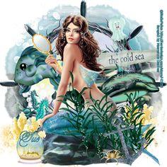 Carmen designs: Mermaid Ocean