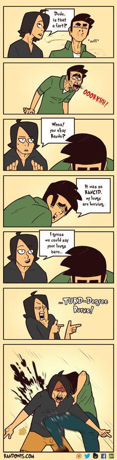 Rancid by RandoWis.deviantart.com on @DeviantArt