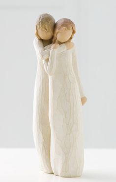 Willow Tree Chrysalis Mutter und Tochter Mother and Daughter Willow Figurines, Willow Tree Figures, Willow Tree Nativity, Willow Tree Angels, Willow Tree Family, Angel Sculpture, Wood Sculpture, Willow Creek, My Collection