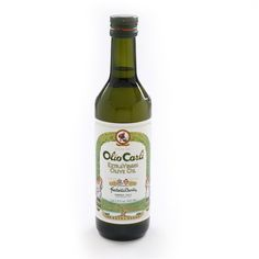 Product Reviews and Ratings - Olive Oil - Olio Carli Extra Virgin Olive Oil - Small Bottle from igourmet