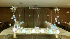 Country Wedding Main Table Burlap Backdrop
