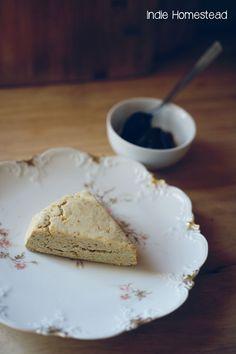 Gluten-free & vegan Orange Almond Scones .:. Indie Mama Health