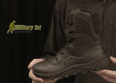 MACH II 8.0 Tactical Boots at Military1st