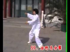 Yang Style Traditional Tai Chi 108 Forms 1st Part