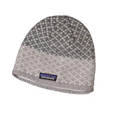 Our Women's Beatrice Beanie is the perfect go-to for cold weather pursuits. Check out this merino wool beanie favorite at Patagonia.com.