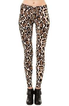 The Jungle Legging by See You Monday