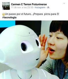 #robots #tecnologia