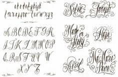 Idée Dessin de Tatouage : petite fleur avec un papillon en intégrant deux initiales (le D et M).