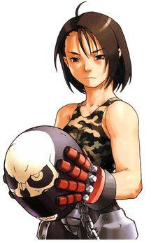 1a45b9183a8 Akira Kazama - Characters Art - Rival Schools Akira Characters