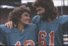 I remember...they tossed football around in the old orange bowl stadium...that was back when Dan Moreno was Dolphins QB...~kathy~Remember That?